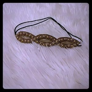 Accessories - Golden Headband